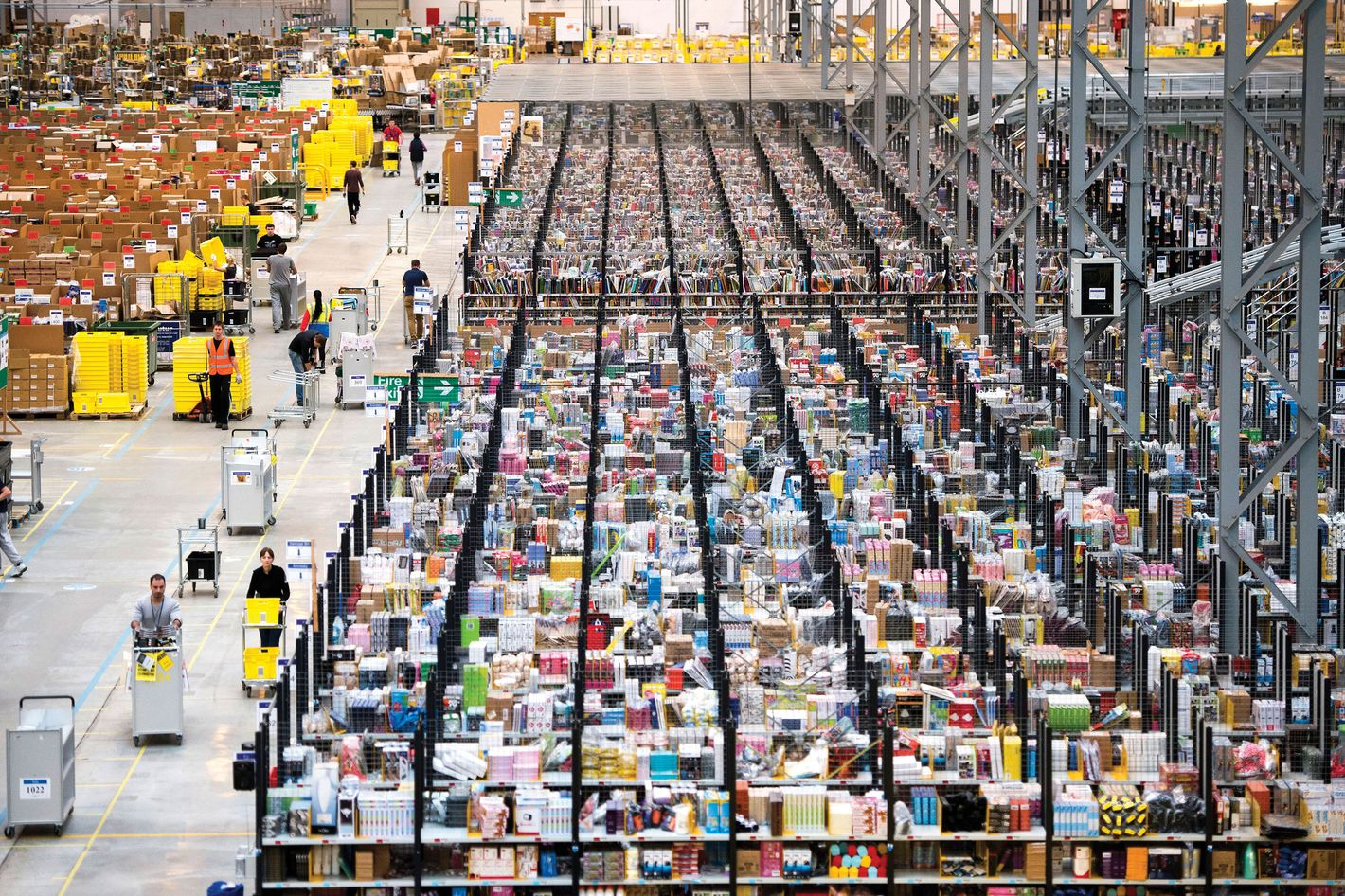 ways competitors are trying to kill amazon