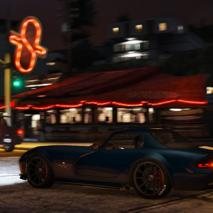 The Best Part of Grand Theft Auto V Is the Stock-Trading Platform