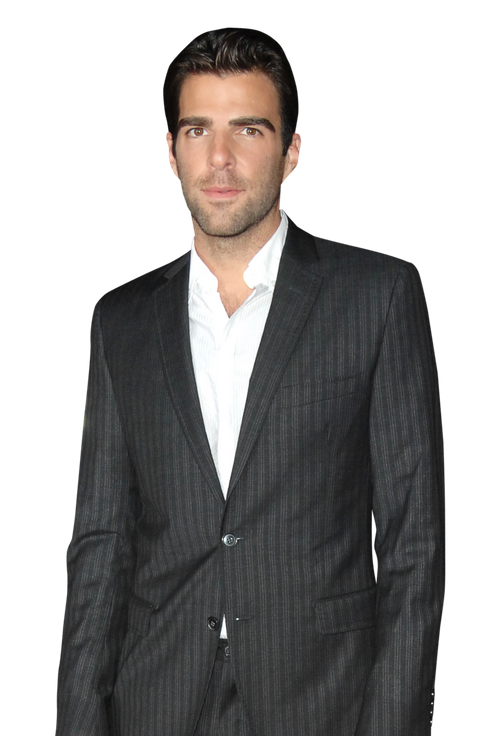 from Raul zachary quinto gay steam room
