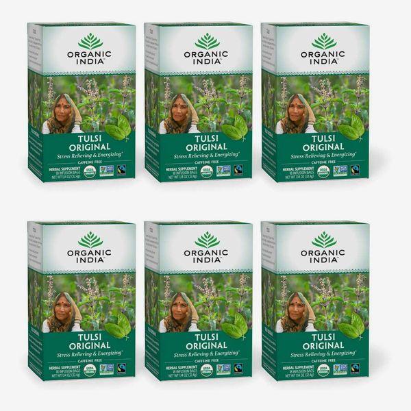 Organic India Tulsi Original Herbal Tea