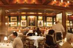 Restaurant Review: The Food Is Simple at the Polo Bar — Getting In's the Hard Part
