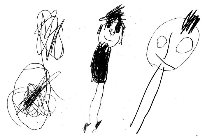 are smart kids better at drawing - Kid Pictures To Draw