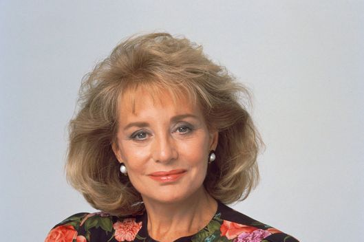 Image result for barbara walters 1990