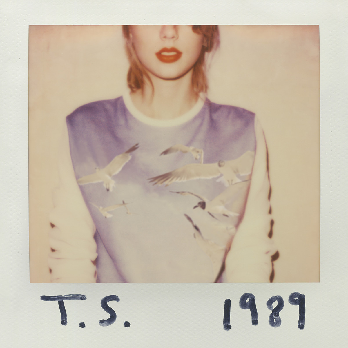 A Close Examination Of Taylor Swift S 1989 Cover