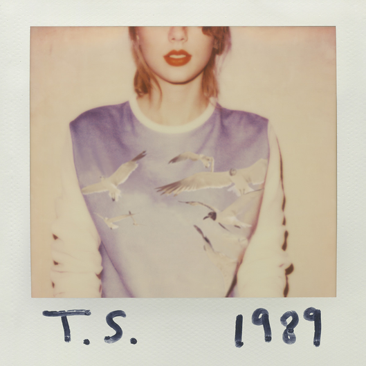 A Close Examination of Taylor Swift's 1989 Cover -- Vulture