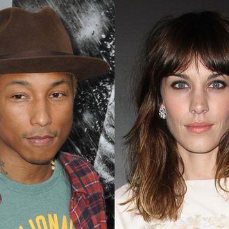 Pharrell williams dating alexa chung