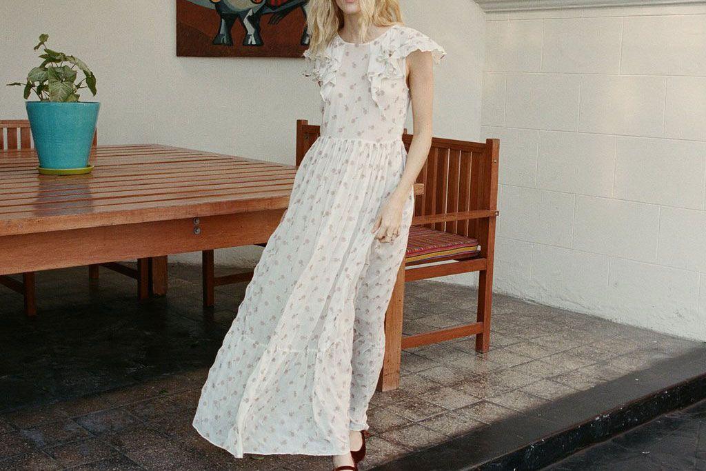 Dôen Flora Dress