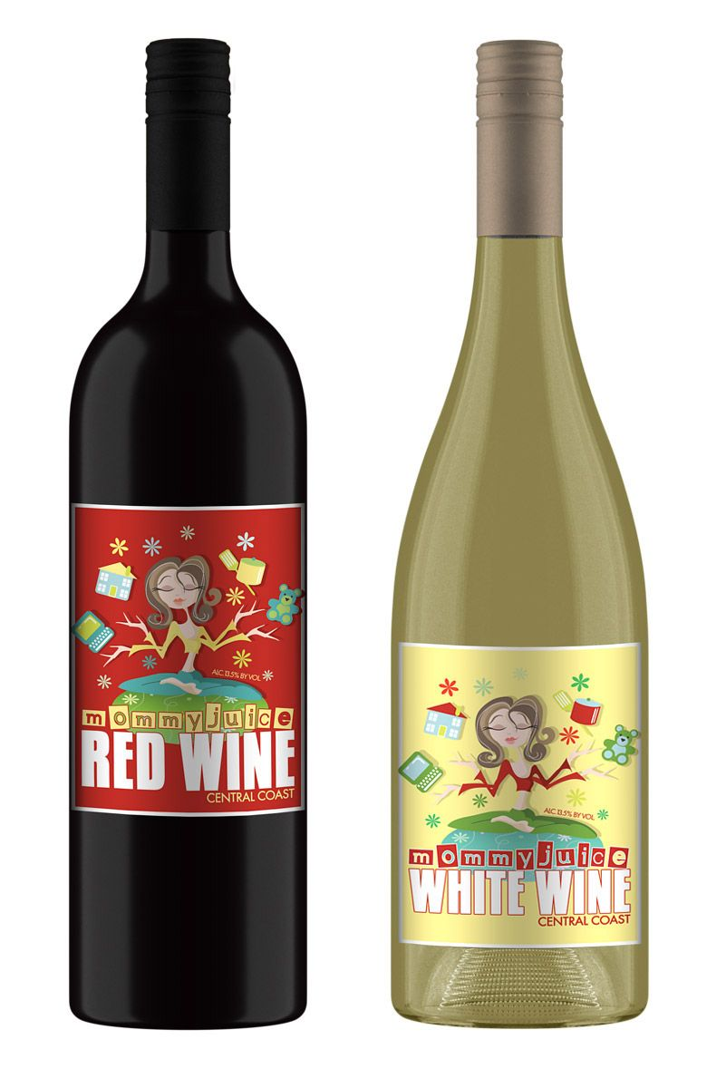 Q Amp A Meet The Mommy Behind Mommyjuice Wines The Cut