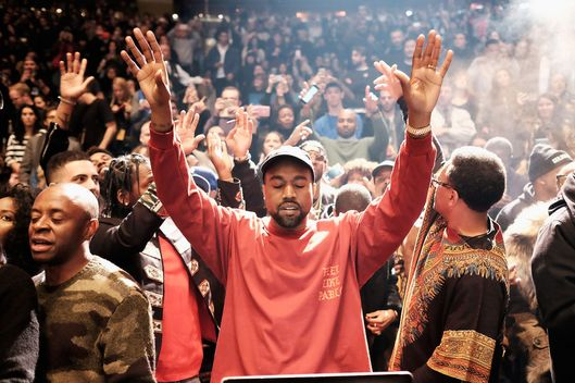 Kanye West to open 21 'Pablo' pop-up stores worldwide