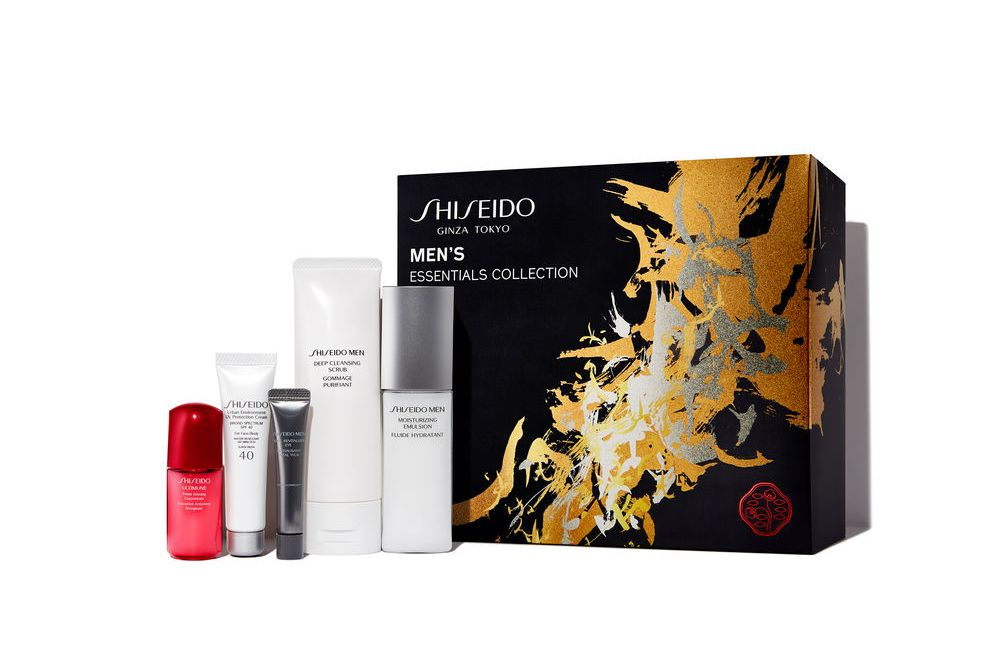 Shiseido 5 pc. Men's Essentials Collection Set