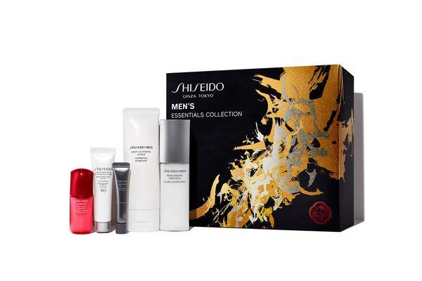 Shiseido 5 pc. Men's Essentials Collection Set
