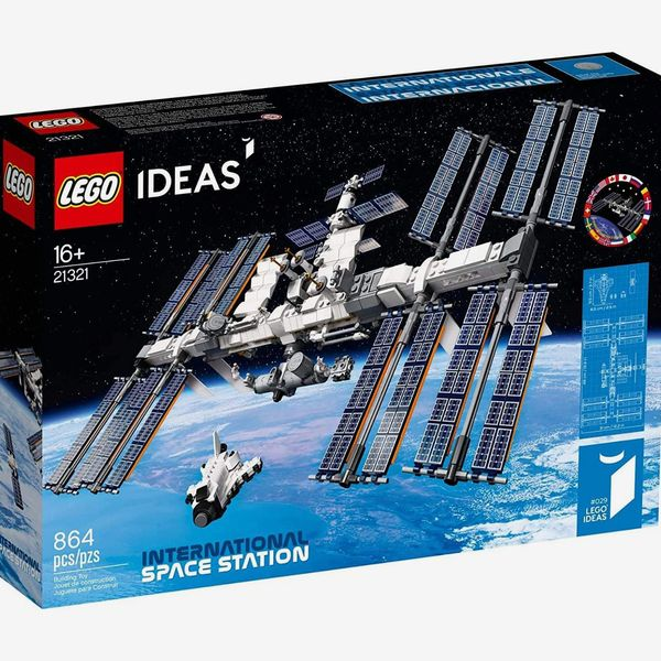 LEGO Ideas International Space Station, Ages 16+