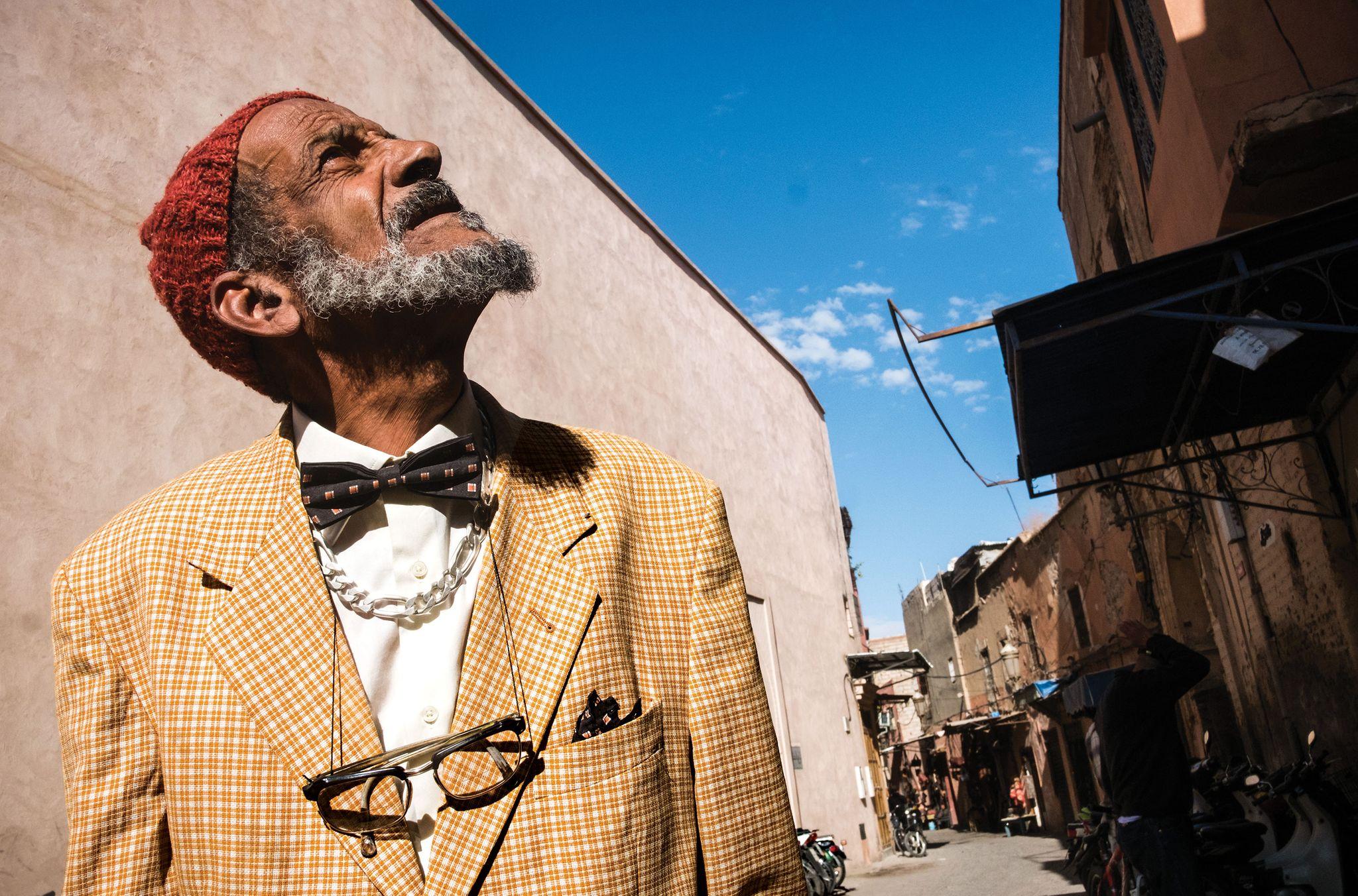 1e57f6abb9a Street Style in Morocco