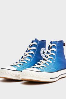 Converse Gradient Primaloft Chuck 70 Hi Sneaker in Royal Blue/Capri/White