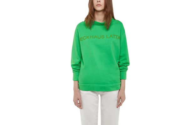 Eckhaus Latta Overdyed Sweatshirt