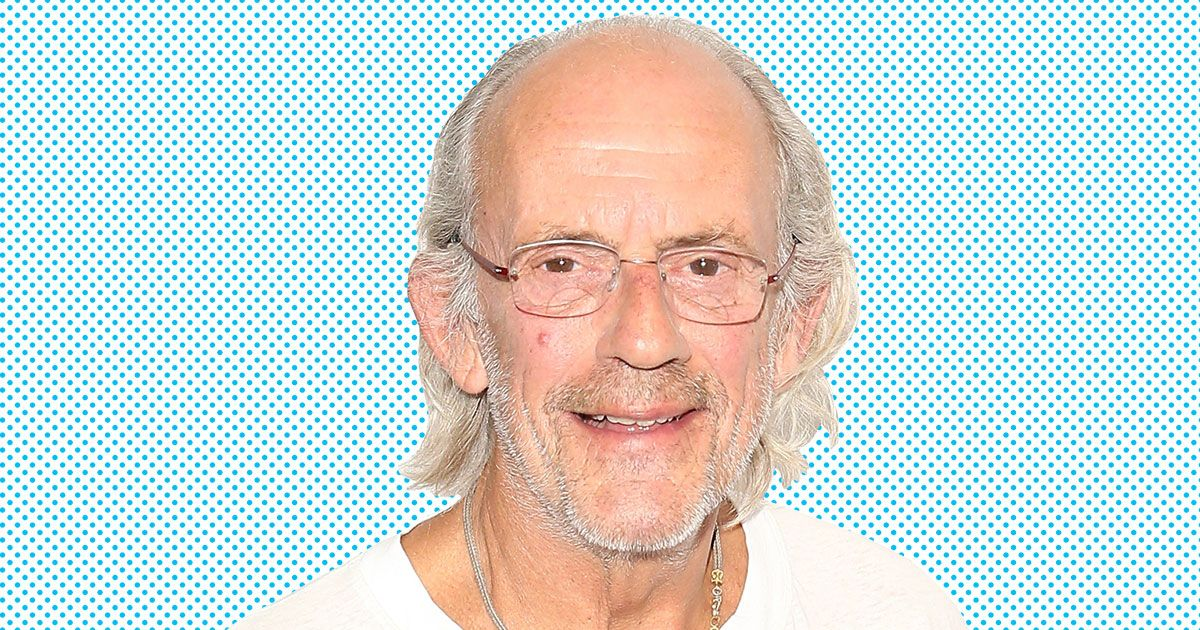 Christopher Lloyd on B...