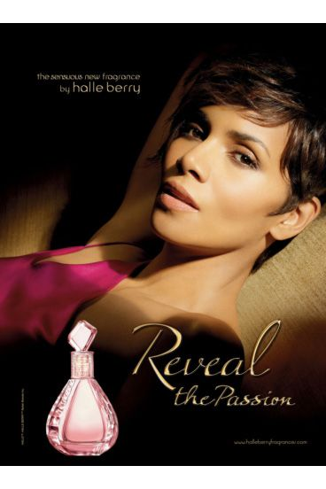 Halle Berry launches her new fragrance, Reveal the Passion by Halle Berry.  (PRNewsFoto/Coty Inc.)