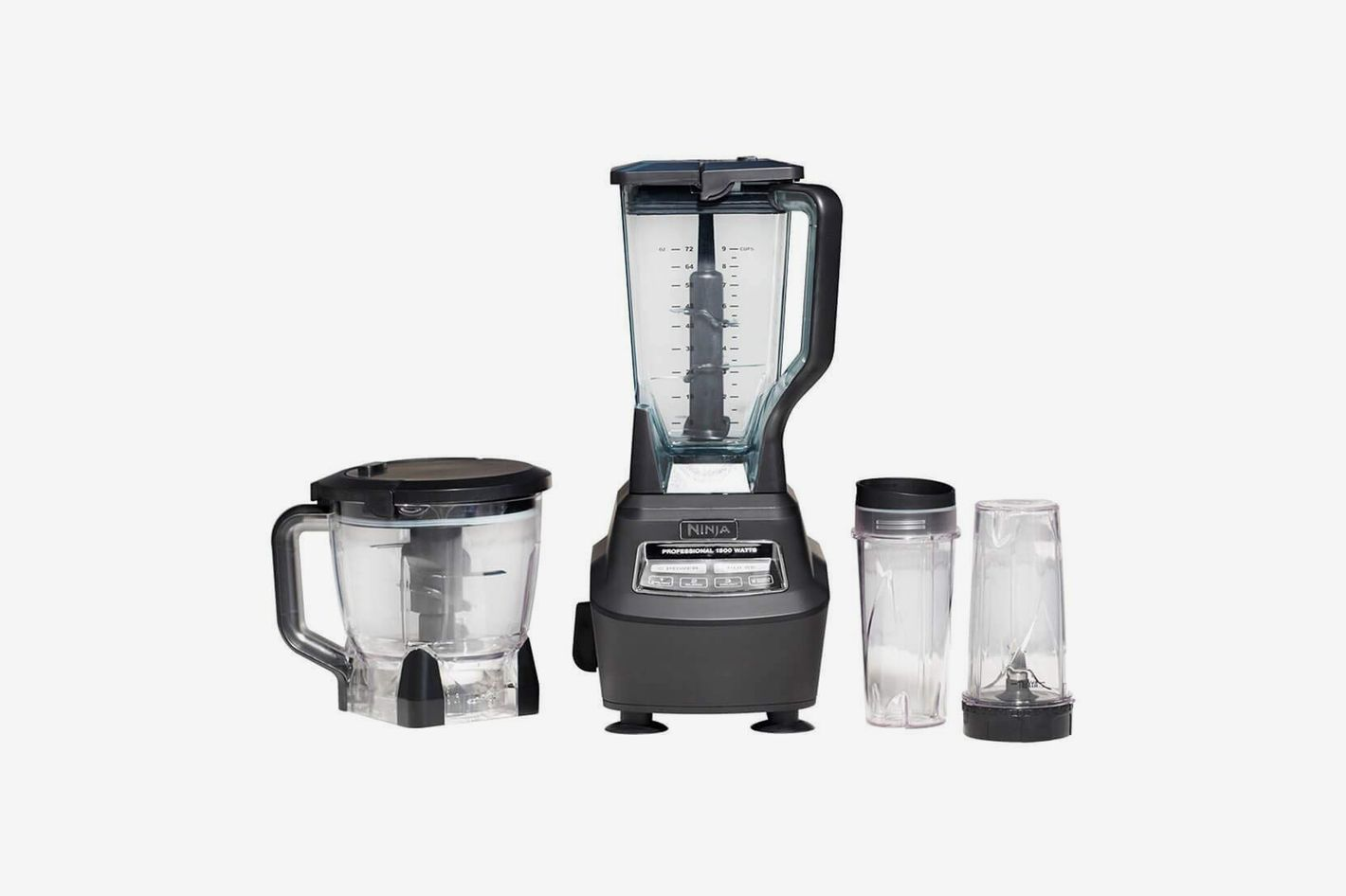Ninja Mega Kitchen System (Blender, Processor, Nutri Ninja Cups) BL770