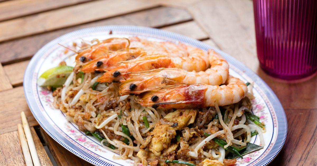 Best Pad Thai Restaurant Nyc