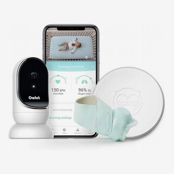 Owlet Smart Sock + Cam