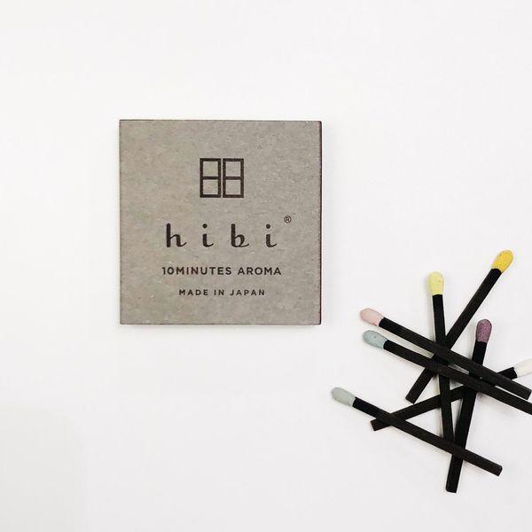 Hibi Incense Matchsticks