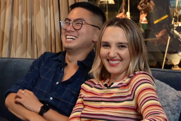 SNL's Bowen Yang and Chloe Fineman Made This Delightful Video for Water Signs Only