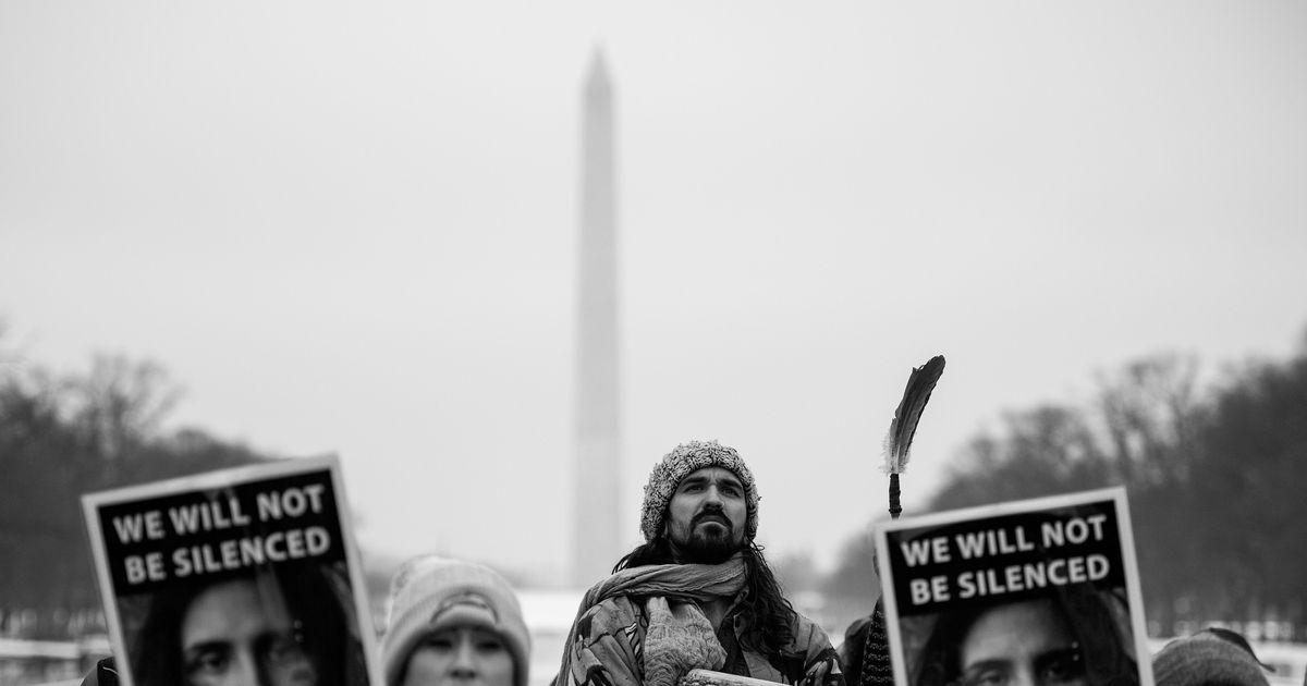 US-POLITICS-INDIGENOUS-demonstration