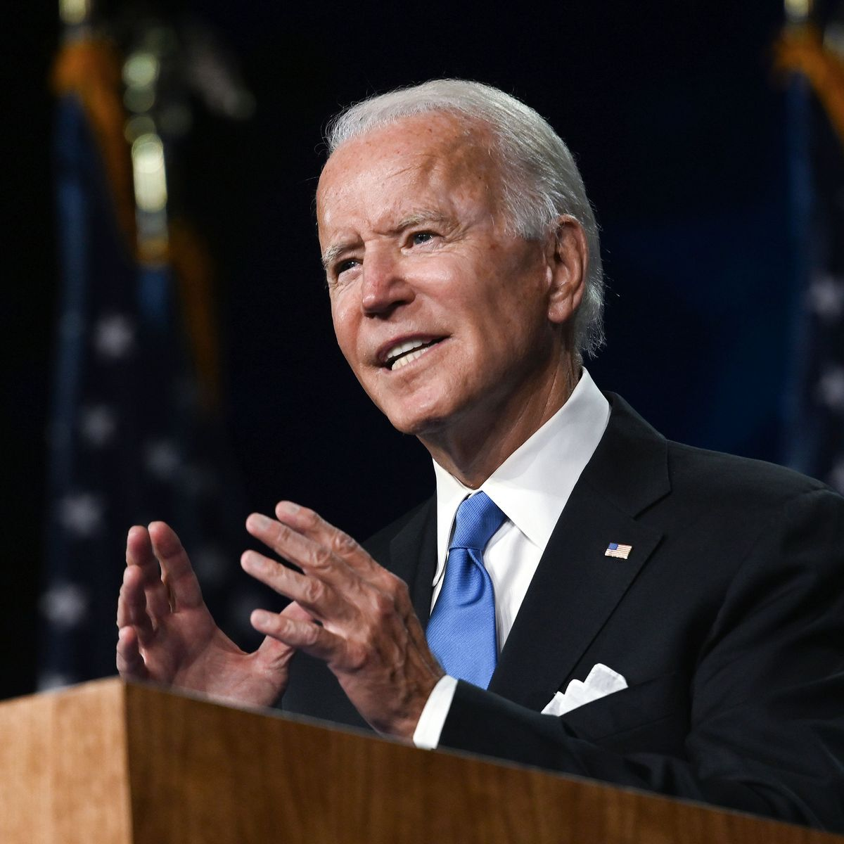Joe Biden Hits His Stride at Democratic National Convention