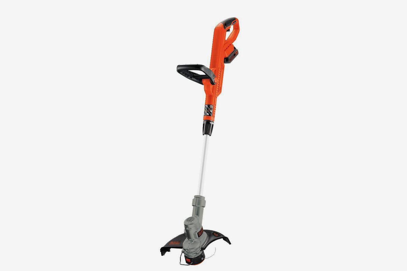 Black + Decker LST300 12-Inch Lithium Trimmer and Edger