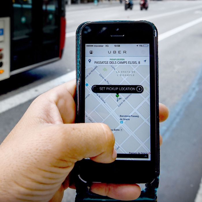 Uber May Be Forced to Allow Tipping in Its App in NYC