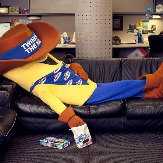 Wake up, Twinkie the Kid!
