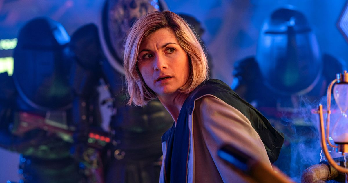 Jodie Whittaker Regenerates Away From Doctor Who
