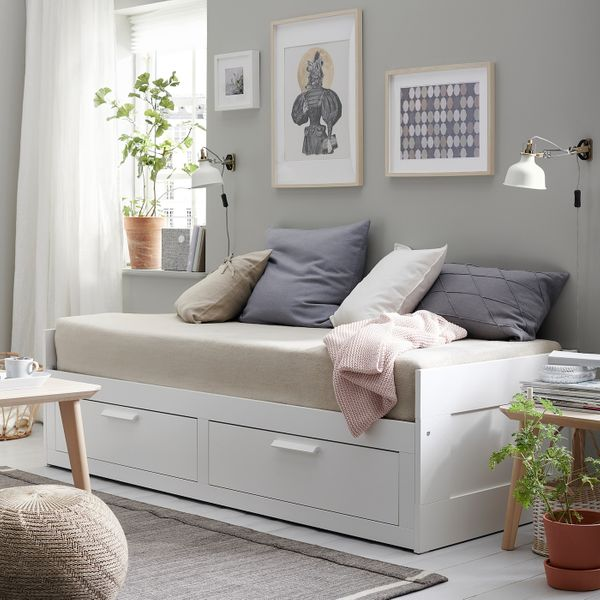 Ikea Brimnes Daybed Sofa Bed