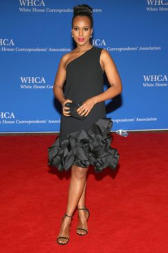 Kerry Washington at the White House Correspondents Dinner