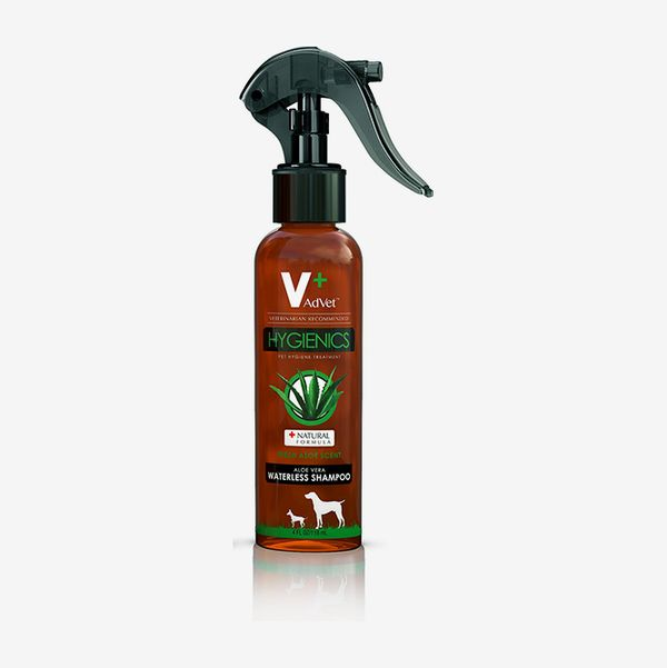 AdVet Hygienics Aloe Vera Waterless Dog Shampoo