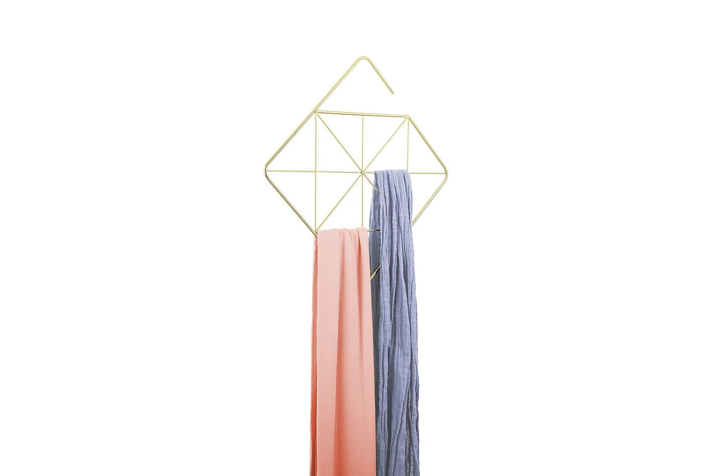 umbra pendant hanging scarf organizer