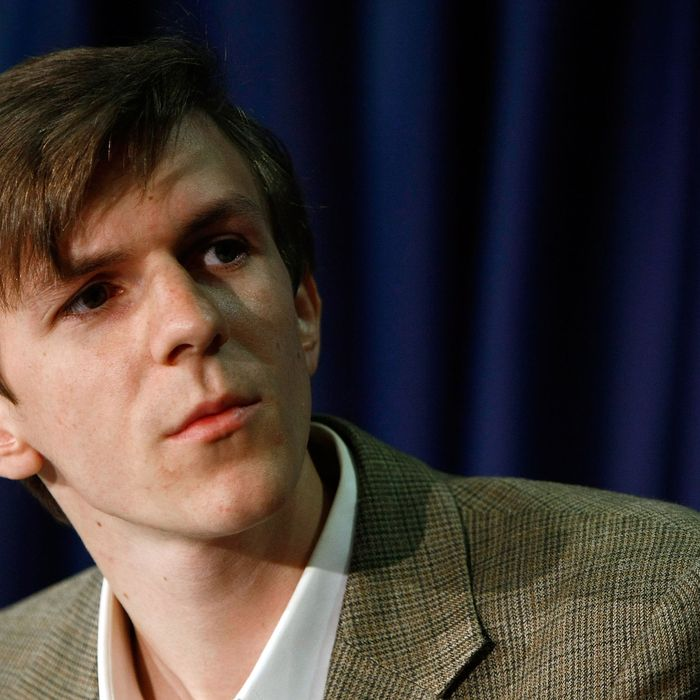 James O'Keefe, the producer of