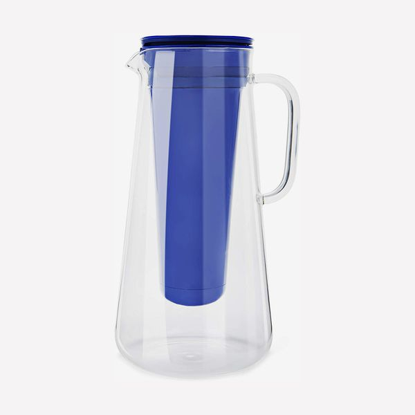 LifeStraw 7-Cup Glass Home Water Filter Pitcher