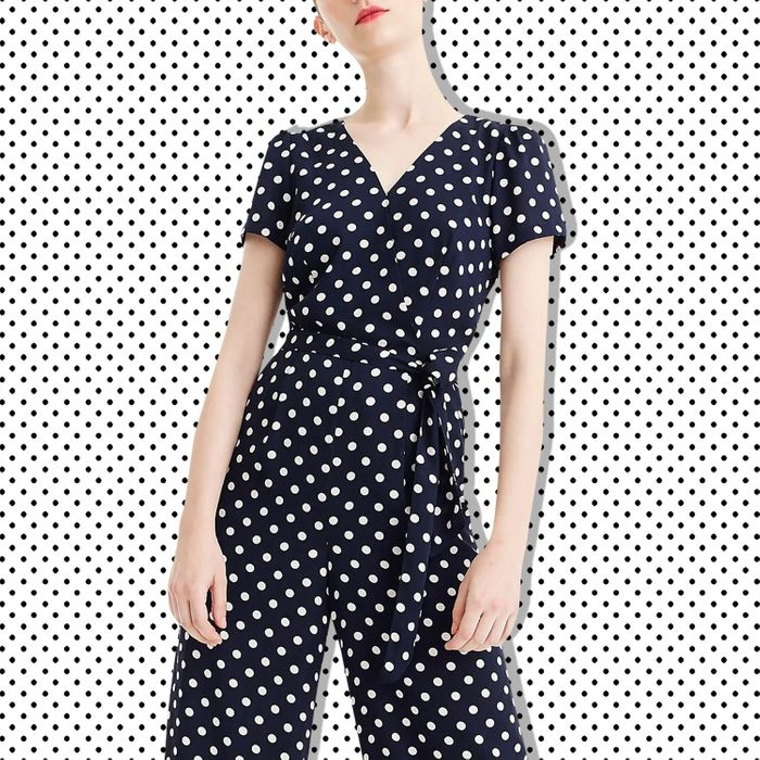 How to Wear Polka Dots Without Looking Too Cute 2d19dbcdf