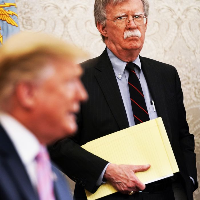 White House Reviews Plans For Needless War With Iran