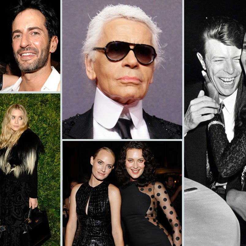 The 50 Best Couples In Fashion S History