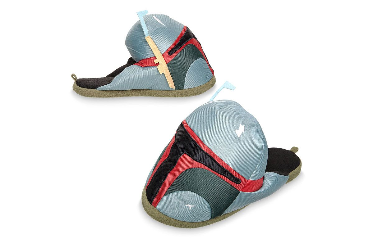 Boba Fett Slippers