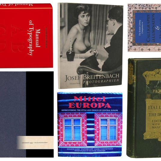13 Highly Giftable Vintage Coffee Table Books From The Depths Of