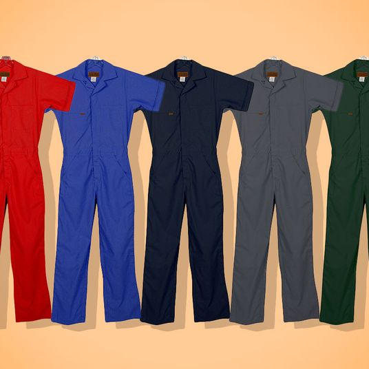 8b01b5d3692 The Best Outfit for Uniform Dressing Is This  40 Jumpsuit