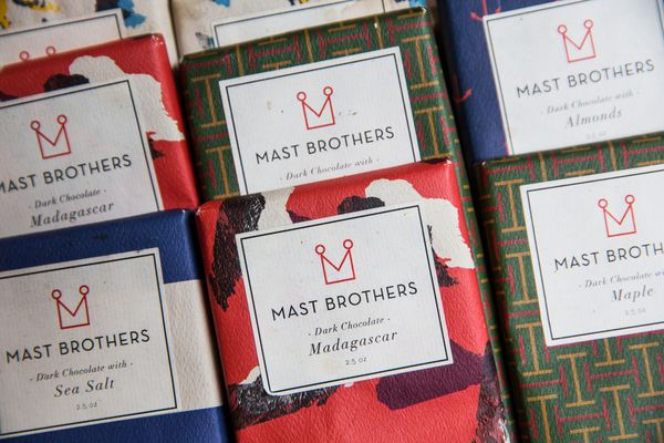 Mast Brothers Admit to 'Remelting' Industrial Chocolate in Their Early Days