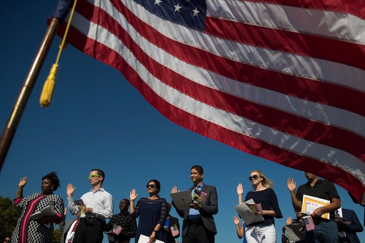 Immigration Agency: U.S. No Longer a 'Nation of Immigrants'