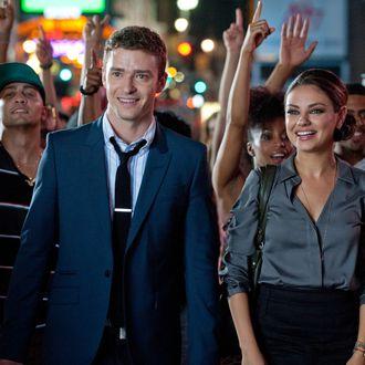 Justin Timberlake as