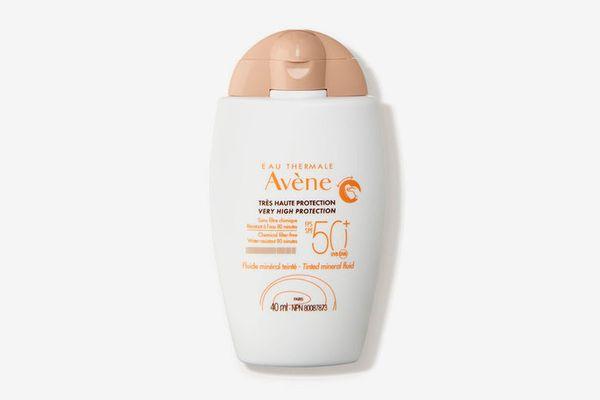 Avène Tinted Mineral Sunscreen Fluid SPF 50+
