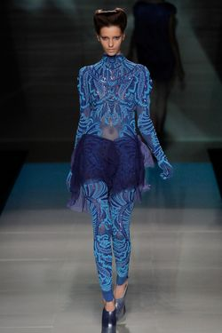 A design by Somarta from Japan Fashion Week in October.