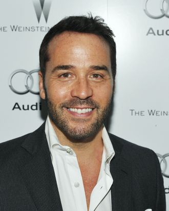 Actor Jeremy Piven attends the party hosted by the Weinstein Company and Audi to Celebrate Awards Season